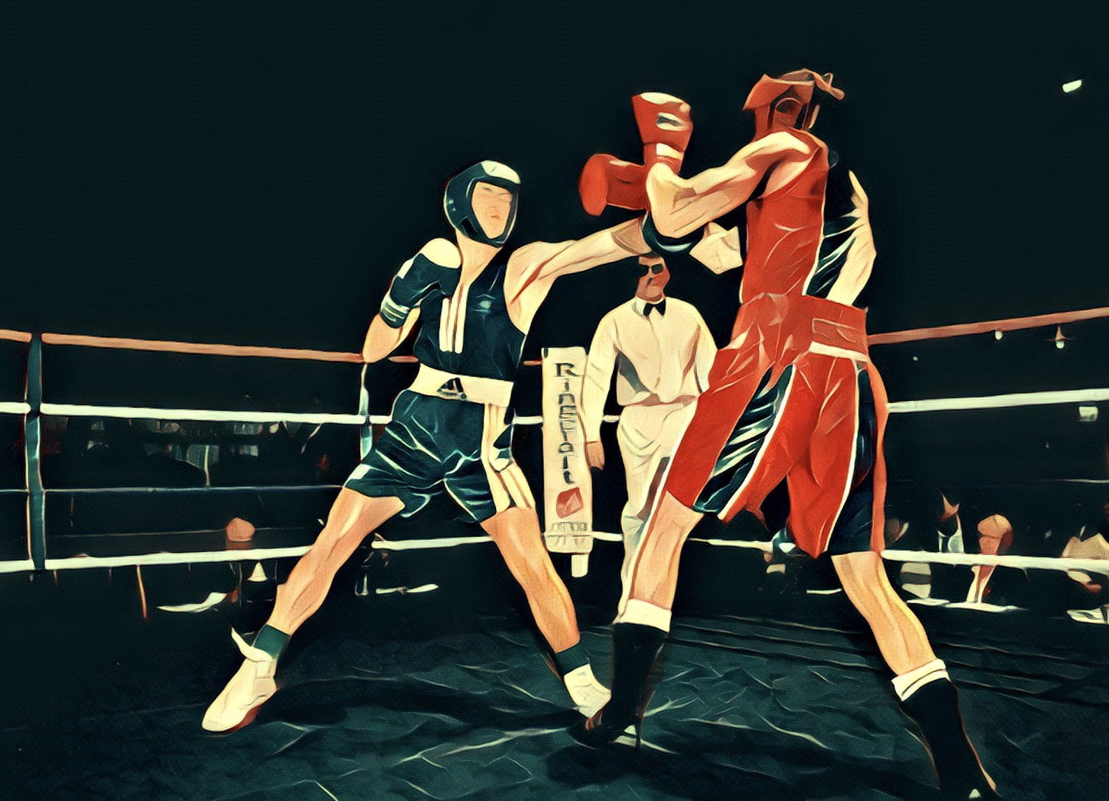 Think, that amateur boxing association for girls